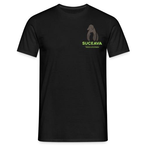 suc logo 300dpi - Männer T-Shirt