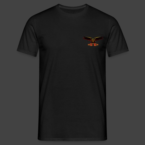 Solo Elite Eagle png - Men's T-Shirt