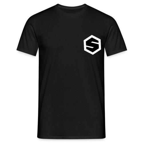 Souloman BlackWhite - Men's T-Shirt