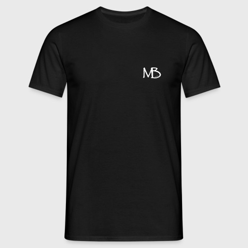 Shirt_Back - Männer T-Shirt