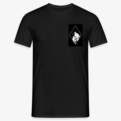 Malformed Malice - Wolfslogo - Männer T-Shirt