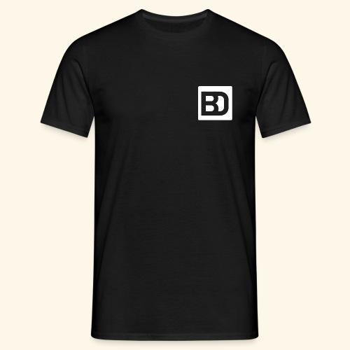 Black Damn White Curve - Männer T-Shirt