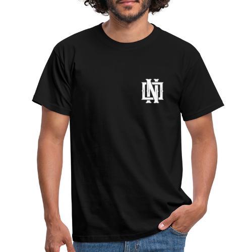 Nineone Monogram NO 01 white - Männer T-Shirt