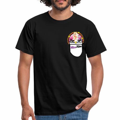 Nina Nice Pocket - Männer T-Shirt