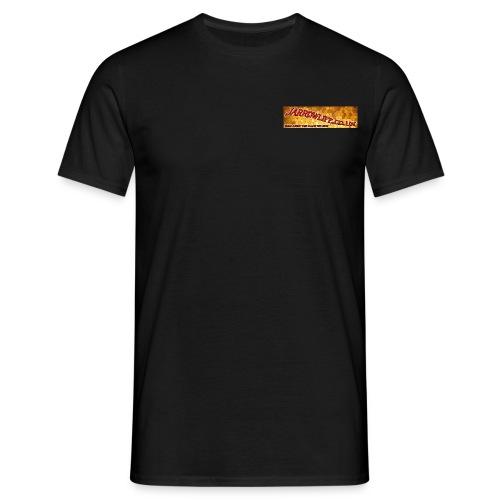jarrowlife web logo - Men's T-Shirt