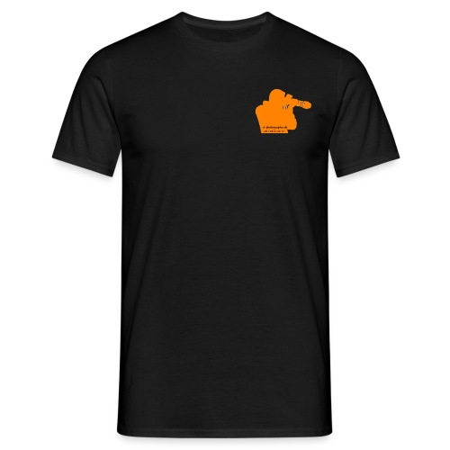 RR-Photographer - Männer T-Shirt