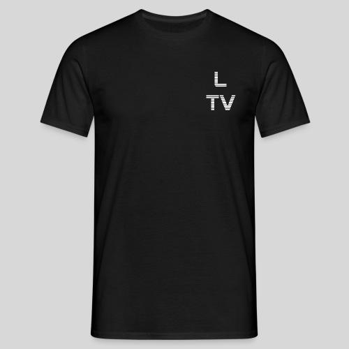 LasertagTVProfilbildtrans png - Männer T-Shirt