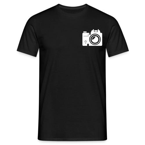Mittelformat - Männer T-Shirt