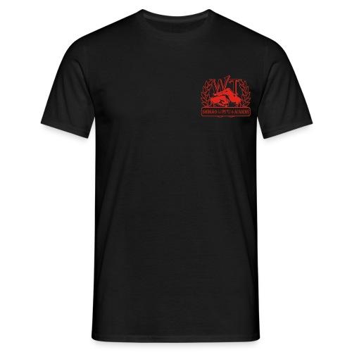 SWTA_2015_Logo TG - Männer T-Shirt