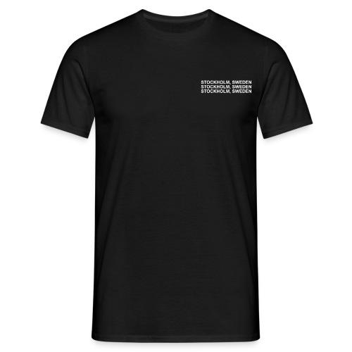 STOCKHOLM 04.05.19 - Camiseta hombre