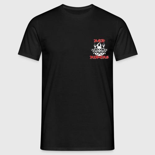 red png - Männer T-Shirt