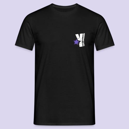 yeps-logo-quadrat - Männer T-Shirt