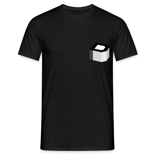 plasmapool_logo__stadard - Men's T-Shirt