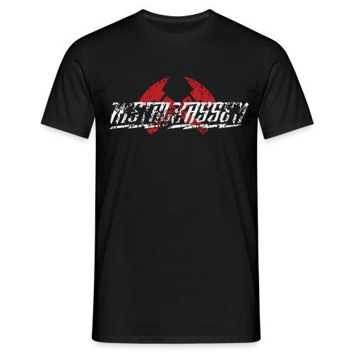 metaltshirtlogo3 png - Herre-T-shirt