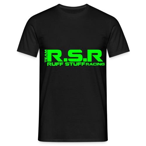 RSR LOGGA - T-shirt herr