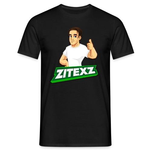 ZitexZ Logo - Herre-T-shirt