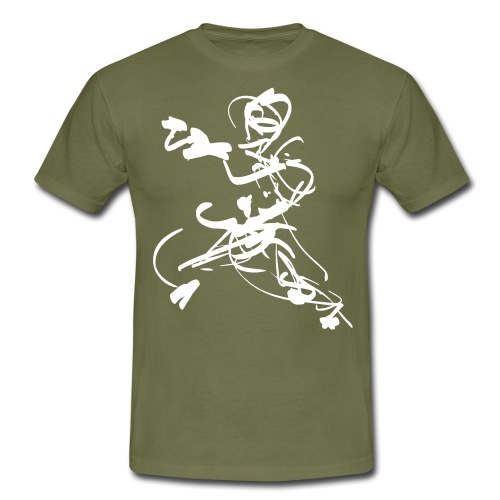 mantis style - Men's T-Shirt