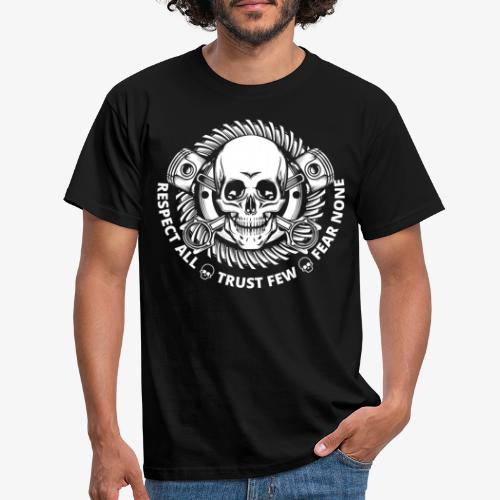 No Fear Skull - Männer T-Shirt