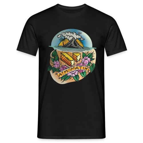 Isle of Atmomatix - Men's T-Shirt