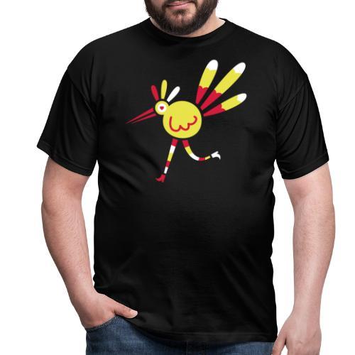 Pájaro Choguí - Camiseta hombre