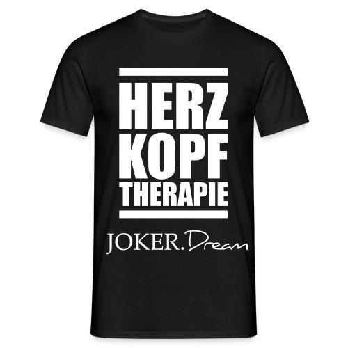 herzkopf - Männer T-Shirt