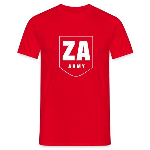 ZA-ZereoArmy - Männer T-Shirt