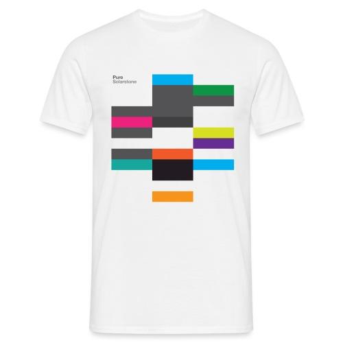 sspure - Men's T-Shirt