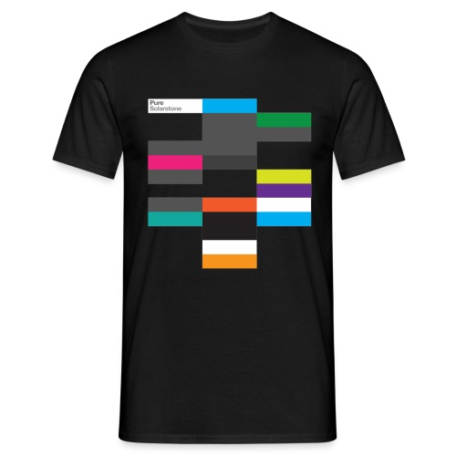 sspure - Men's T-Shirt