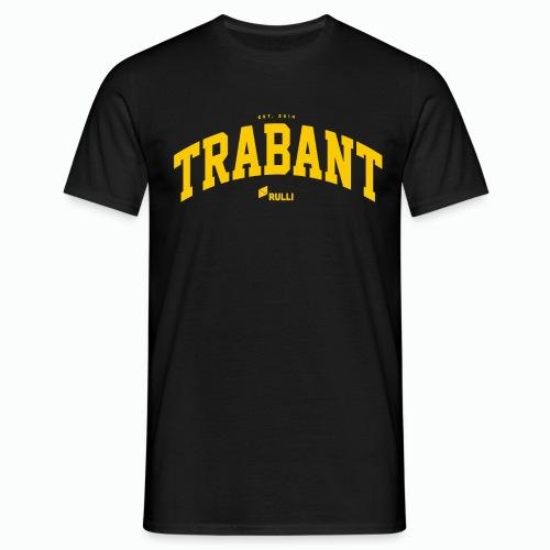 trabant keltainen - Miesten t-paita