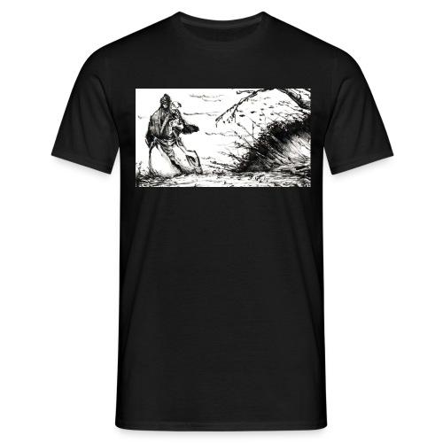 SERIOUS MAN - Maglietta da uomo
