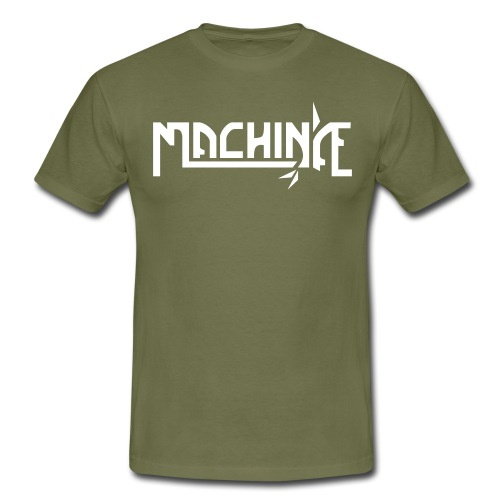 machinae medfransar - Men's T-Shirt