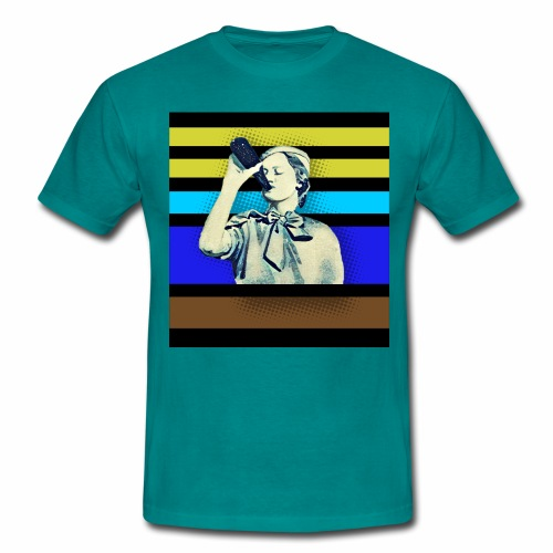 NSB Stefan 53 - Männer T-Shirt