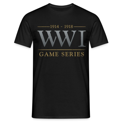 WW1 Game Series Logo - Mannen T-shirt