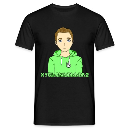 XYClanKILLER2 / Männlich - Männer T-Shirt