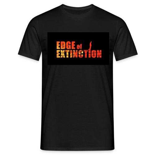 EoE logo CB jpg - Men's T-Shirt