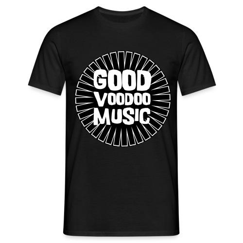 gvm logo 2colour 05cm - Men's T-Shirt
