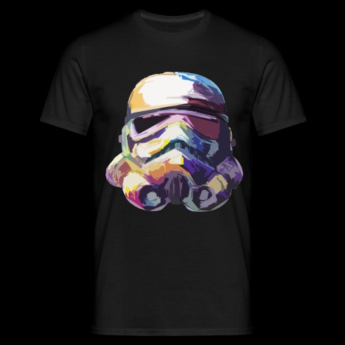 Stormtrooper with Hope - Men's T-Shirt