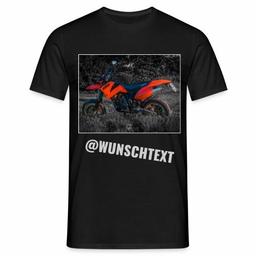 vorlage bikepics - Männer T-Shirt