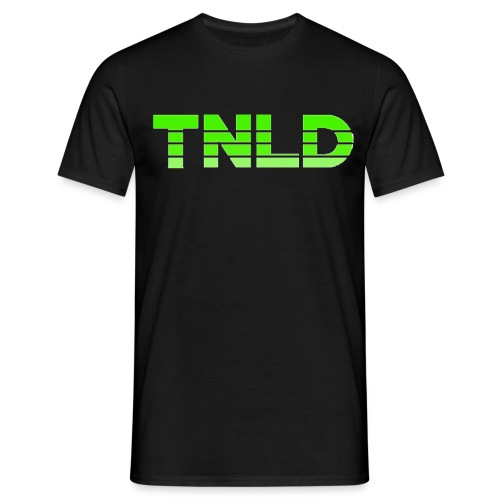 clothing logo green gif - Men's T-Shirt