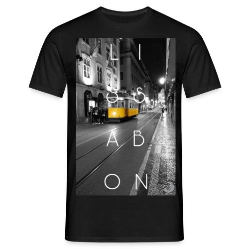 CITY Collection   Lissabon - Männer T-Shirt