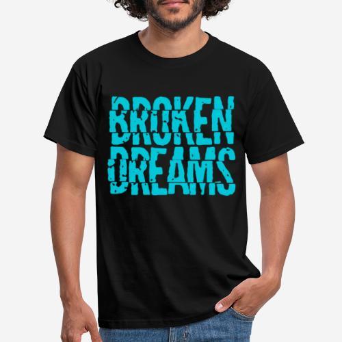 geplatzte Träume - Männer T-Shirt
