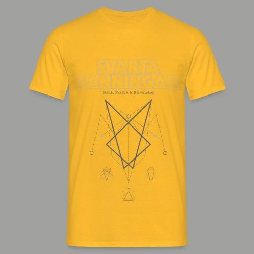 Kapitel 1 Symbols grey - T-shirt herr