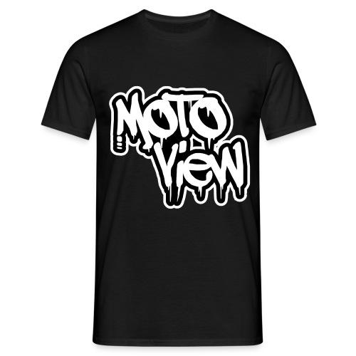motoview png2 png - Männer T-Shirt