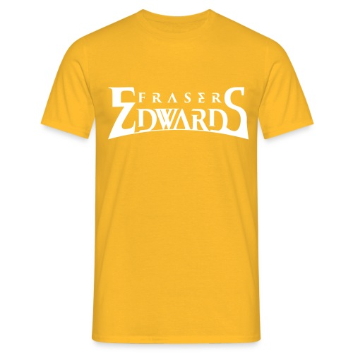 Fraser Edwards Men's Slim Fit T shirt - Men's T-Shirt