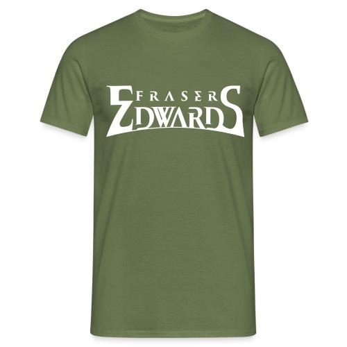 Fraser Edwards Men's Slim Fit T shirt - Men's T-Shirt