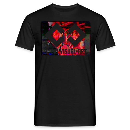 T-SHIRT glitch - Maglietta da uomo
