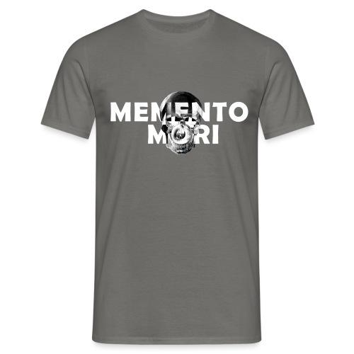 54_Memento ri - Männer T-Shirt