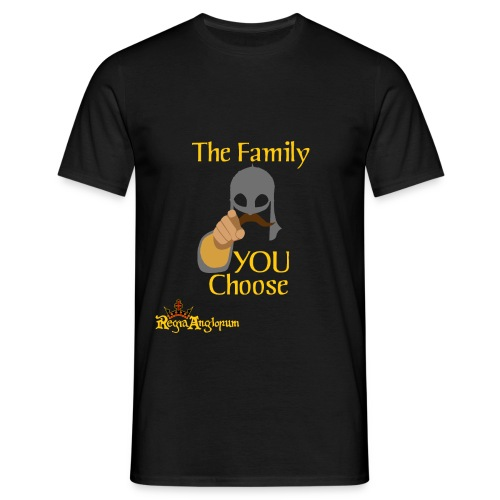 The Family You Choose - Men's T-Shirt