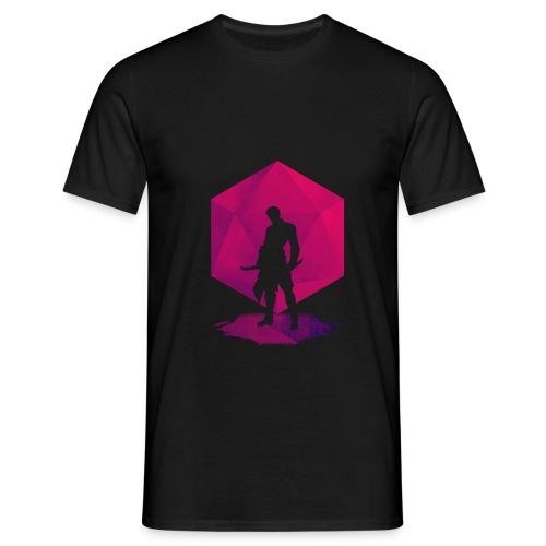 Varjo-salamurhaaja - Dungeons and Dragons d20 - Miesten t-paita