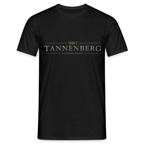 New Tannenberg Official Logo - Mannen T-shirt